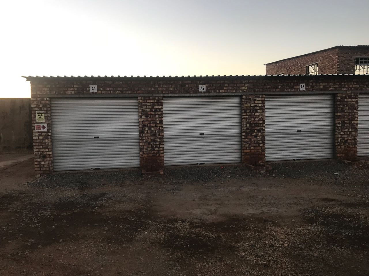 Storage Facilities in Kimberley